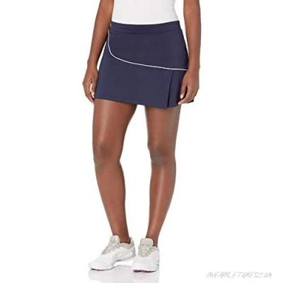 Lacoste Women's Sport Semi Fancy Golf Skirt