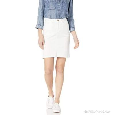 """Lee Women's Regular Fit 21"""" Denim Skirt"""