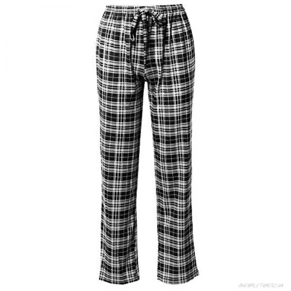 Awesome21 Women's Casual Tie Waist Culottes Capri Length Pants