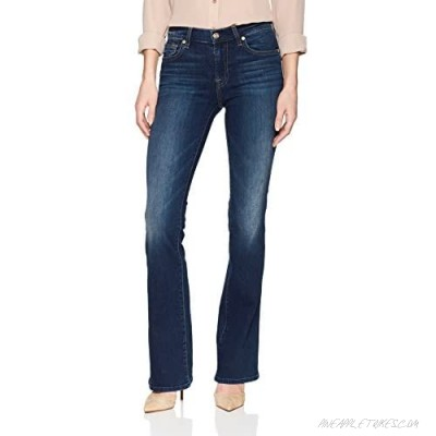 7 For All Mankind Womens Bootcut Jeans