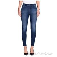 Skinnygirl Women's The High Rise Skinny Ankle Hudson 24