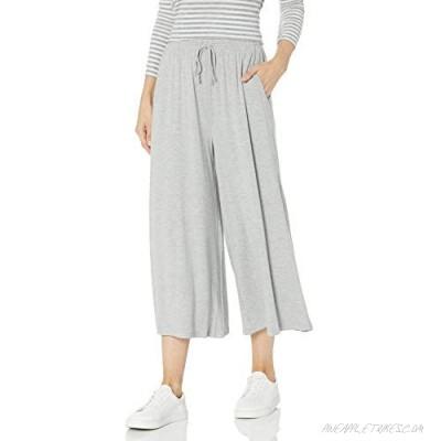Eberjey Women's Cropped Wide Leg Pant