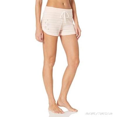 PJ Salvage Women's Loungewear Love More Short