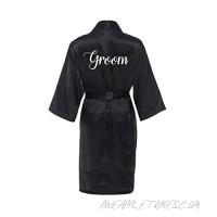 Groom Satin Robe