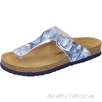 Dr. Brinkmann Women's Flip Flop Flat Sandal