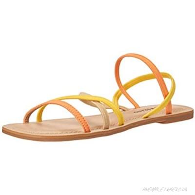 Lucky Brand Footwear Women's Bizell Sandal MELON COMBO 10