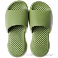 Xunlong Women Bath Slipper Soft Sole Anti-slip Shower Slipper Open Toe House Slipper for Men and Women