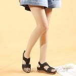 ZAPZEAL Wedge Sandals for Women Open Toe Lightweight Walking Sandals Boho Beach Flip Flops Outdoor Casual Summer Slip On Shoes Size 6-11 US