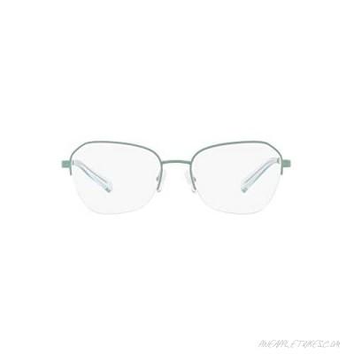 AX Armani Exchange Women's Ax1045 Cat Eye Prescription Eyewear Frames