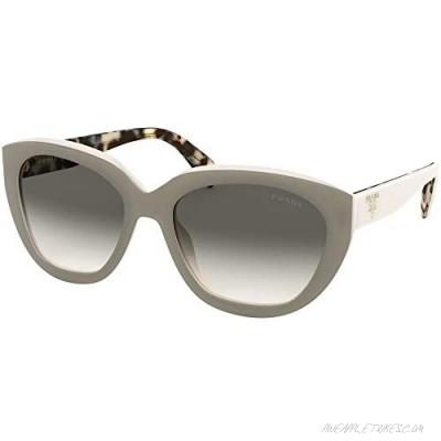 Sunglasses Prada PR 16 XS 08C02C Ivory