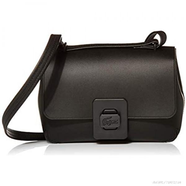 Lacoste Croco Turn Shoulder Bag